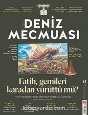 Yeni Deniz Mecmuası Dergisi Sayı:13