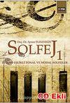 Solfej 1& Piyano Eşlikli Tonal ve Modal Sofejler (CD Ekli)