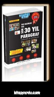 YKS Hazırlık Son 30 Yıl Paragraf Soruları ve Çözümleri