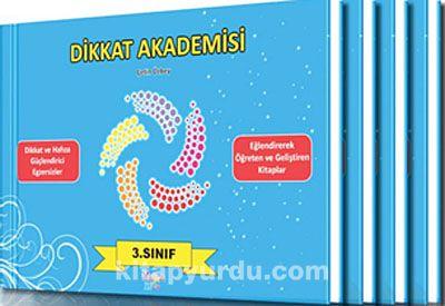 Dikkat Akademisi 3.Sınıf (4 Kitap Takım) - Kollektif pdf epub