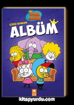 Kral Şakir - Çizgi Roman Albüm (Ciltli)