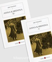 Anna Karenina (İngilizce) (2 Cilt Takım)