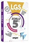 LGS Zorlu Tamamı Çözümlü 5 Deneme Sınavı