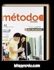 Metodo 1 Libro del Alumno A1 +2 CD (İspanyolca Temel Seviye Ders Kitabı +2 CD)