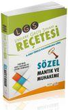LGS 8. Sınıf Sözel Mantık ve Muhakeme Reçetesi / Angora Serisi
