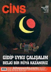 Cins Aylık Kültür Dergisi Sayı:42 Mart 2019