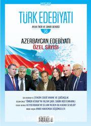 Türk Edebiyatı Aylık Fikir ve Sanat Dergisi Sayı: 545 Mart 2019
