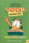 Garfield 1. Sınıflar İçin Yaprak Test