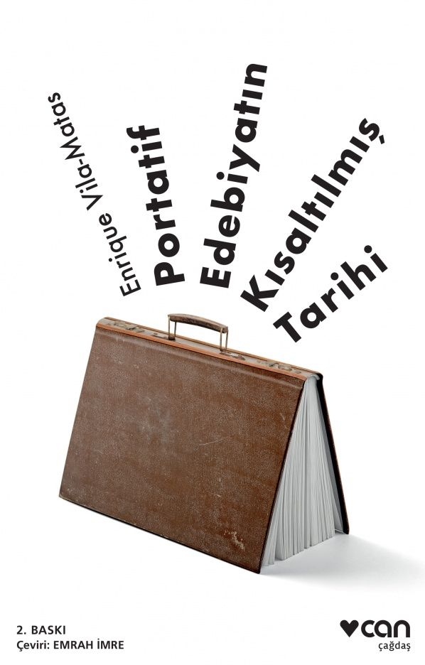 Portatif Edebiyatın Kısaltılmış Tarihi - Enrique Vila Matas pdf epub