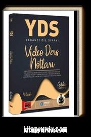 YDS Video Ders Notları