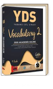 YDS Vocabulary 2 3500 Akademik Kelime