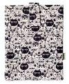 Kapax Mona Cepli Kitap Kılıfı - Kara Kedi