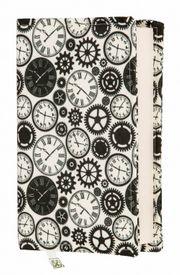 Kitap Kılıfı - Saat (XL - 33x22cm)