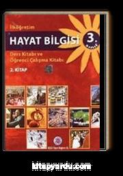 3.Sınıf Hayat Bilgisi Ders Kitabı ve Öğrenci Çalışma Kitabı 2.Kitap