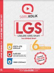 LGS 6'lı Tam Deneme Sınavı