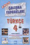 4.Sınıf Türkçe Çalışma Yaprakları