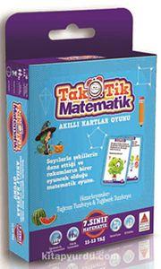 7.Sınıf Taktik Matematik Akıllı Kartlar Oyunu