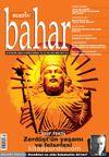 Berfin Bahar Aylık Kültür Sanat ve Edebiyat Dergisi Mart 2019 Sayı:253