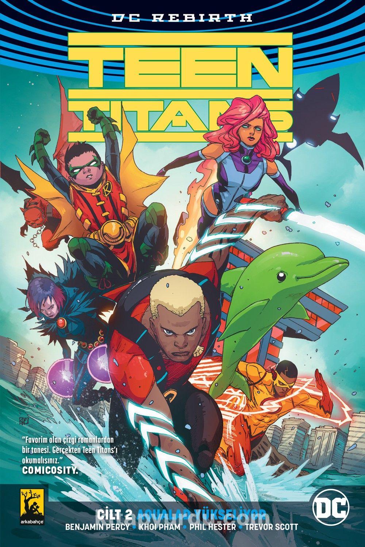 Teen Titans 2 / Aqualad Yükseliyor