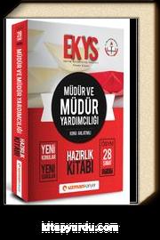 EKYS Müdür ve Müdür Yardımcılığı Konu Anlatımlı Hazırlık Kitabı