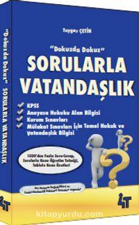 Sorularla Vatandaşlık - Toygar Çetin pdf epub