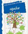 Ağaçlar / Küçük Kaşifin Boyama Kitabı -9