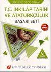 8. Sınıf LGS T. C. İnkılap Tarihi ve Atatürkçülük Başarı Seti