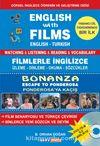 English With Films Bonanza Escape To Ponderosa Filmlerle İngilizce Bonanza Ponderosa'ya Kaçış  Watching Listening Reading Vocabulary English-Turkish