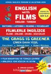 English With Films The Grass İs Greener Filmlerle İngilizce Çimen Daha Yeşil & Watching Listening Reading Vocabulary English-Turkish