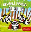 Sevimli Panda Pofuduk / Değerler Serisi