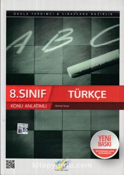8. Sınıf Türkçe Konu Anlatımlı - Kollektif pdf epub