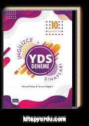 2019 YDS Deneme İngilizce 10 Özgün Deneme Sınavı