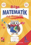 1. Sınıf Matematik Çek Kopar Çöz + Ödev Kitabı + Problem Kitabı