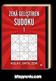 Zeka Geliştiren Sudoku Kolay-Orta-Zor 1