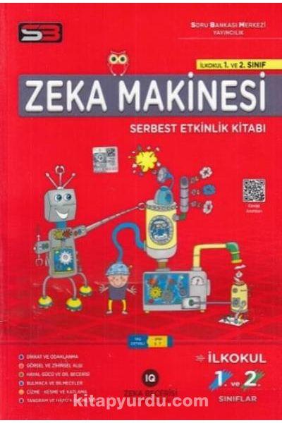 1. ve 2. Sınıf Zeka Makinesi Serbest Etkinlik Kitabı - Kollektif pdf epub