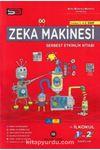 1. ve 2. Sınıf Zeka Makinesi Serbest Etkinlik Kitabı