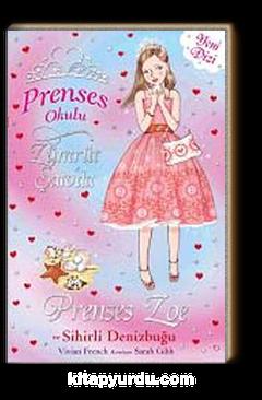 Prenses Zoe ve Sihirli Deniz Kabuğu / Prenses Okulu -30