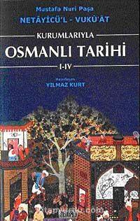 Kurumlarıyla Osmanlı Tarihi I-IV -  pdf epub