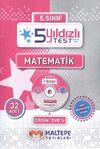 5. Sınıf Matematik 5 Yıldızlı Test  (Çözüm Dvd'li) (32 Test)