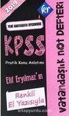 2019 KPSS Vatandaşlık Not Defteri