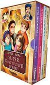 Süper Gazeteciler Serisi Seti (4 Kitap)