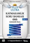 Plus Ultra Kaymakamlık Soru Bankası Cilt: II