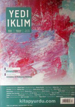 7edi İklim Sayı:348 Mart 2019 Kültür Sanat Medeniyet Edebiyat Dergisi
