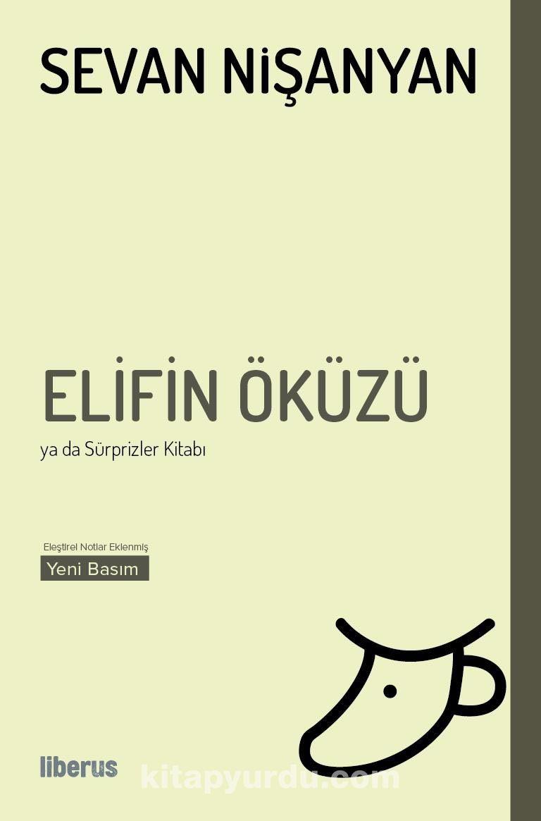 Elifin ÖküzüYa da Sürprizler Kitabı - Sevan Nişanyan pdf epub
