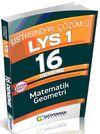 LYS 1 Ustasında Çözümlü 16 Deneme (Matematik - Geometri) Çözüm Dvd'li)