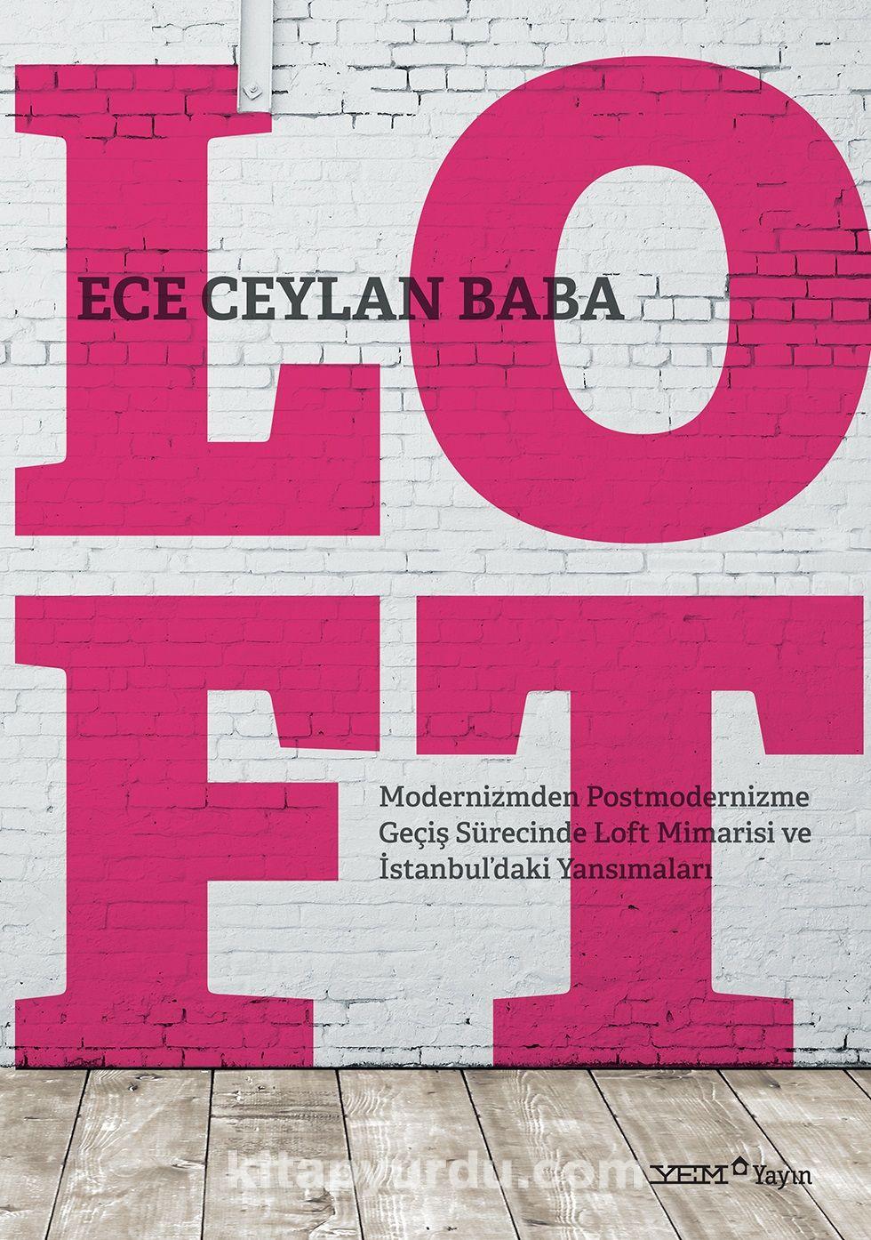 Loft - Ece Ceyhan Baba pdf epub