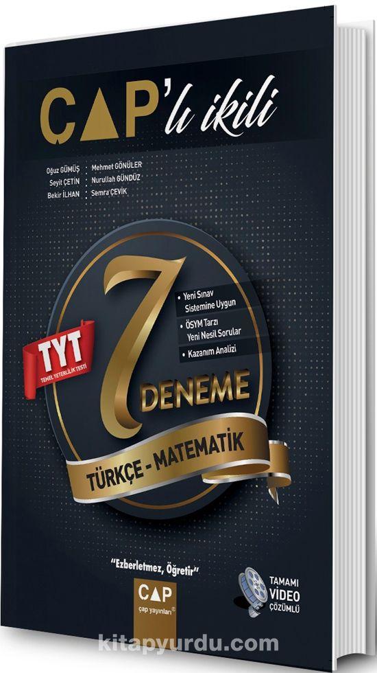 TYT Türkçe Matematik Çaplı İkili 7 Deneme
