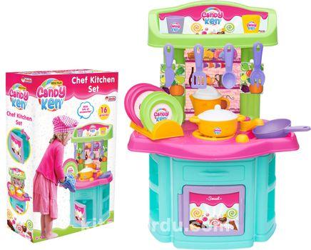 Candy Şef Mutfak Set (01505)