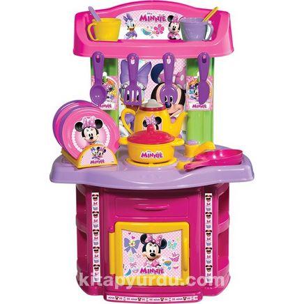 Minnie Mouse Şef Mutfak Set (01962)