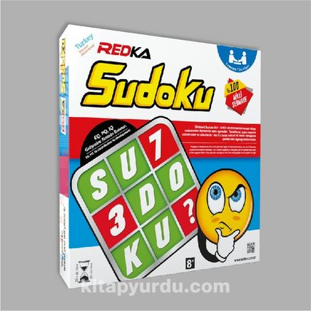 Sudoku Zeka Mantık ve Strateji Oyunu (5284)